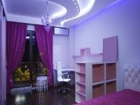 Натяжные потолки в спальной комнате_15