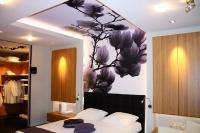 Натяжные потолки в спальной комнате_5