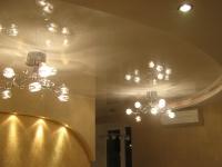 Натяжные потолки в коридоре_11