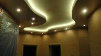 Натяжные потолки в коридоре_18