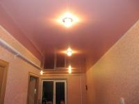 Натяжные потолки в коридоре_1