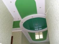 Натяжные потолки в коридоре_25