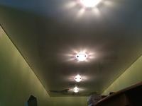 Натяжные потолки в коридоре_26