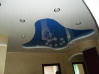 Натяжные потолки в коридоре_36