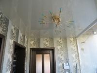 Натяжные потолки в коридоре_38