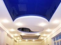 Натяжные потолки в коридоре_5