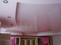 Натяжные потолки в детской комнате_12