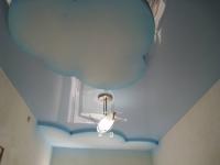 Натяжные потолки в детской комнате_17