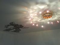 Натяжные потолки в детской комнате_26