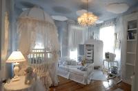 Натяжные потолки в детской комнате_29