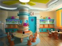 Натяжные потолки в детской комнате_4