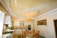 Натяжные потолки на кухне_24