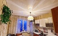 Натяжные потолки на кухне_2