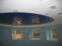 Натяжные потолки в ванной комнате_10