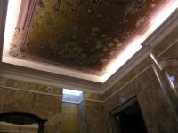 Натяжные потолки в ванной комнате_36