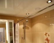 Натяжные потолки в ванной комнате_7