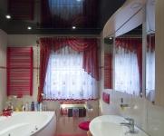 Натяжные потолки в ванной комнате_9