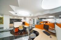 Натяжные потолки в офисе, кабинете_11