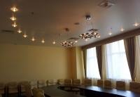 Натяжные потолки в офисе, кабинете_13