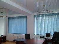 Натяжные потолки в офисе, кабинете_1