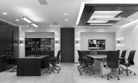 Натяжные потолки в офисе, кабинете_20