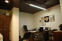 Натяжные потолки в офисе, кабинете_21