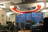 Натяжные потолки в офисе, кабинете_22
