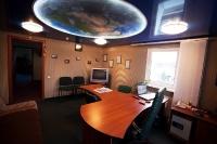 Натяжные потолки в офисе, кабинете_23