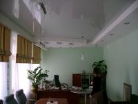 Натяжные потолки в офисе, кабинете_25
