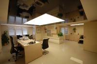 Натяжные потолки в офисе, кабинете_27
