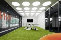Натяжные потолки в офисе, кабинете_28