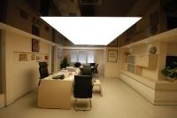 Натяжные потолки в офисе, кабинете_29