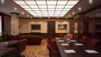 Натяжные потолки в офисе, кабинете_2