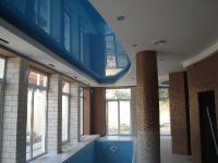 Натяжные потолки в бассейне, сауне_16