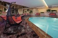 Натяжные потолки в бассейне, сауне_18