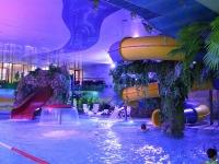 Натяжные потолки в бассейне, сауне_24