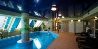 Натяжные потолки в бассейне, сауне_28