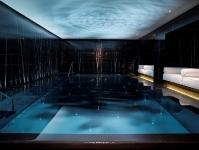 Натяжные потолки в бассейне, сауне_31