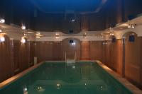 Натяжные потолки в бассейне, сауне_3
