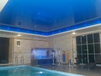 Натяжные потолки в бассейне, сауне_9