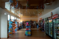 Натяжные потолки в магазине, торговом центре_17
