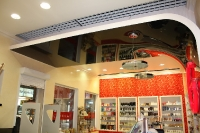 Натяжные потолки в магазине, торговом центре_20
