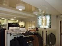 Натяжные потолки в магазине, торговом центре_6