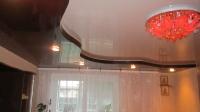 Многоуровневые натяжные потолки_22