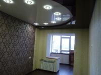 Многоуровневые натяжные потолки_23