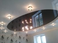 Многоуровневые натяжные потолки_5