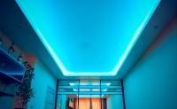 Натяжные потолки с подсветкой_11