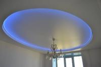 Натяжные потолки с подсветкой_12