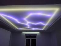 Натяжные потолки с подсветкой_15