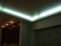 Натяжные потолки с подсветкой_16